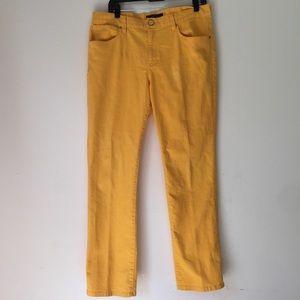 Ralph Lauren Gold Jeans